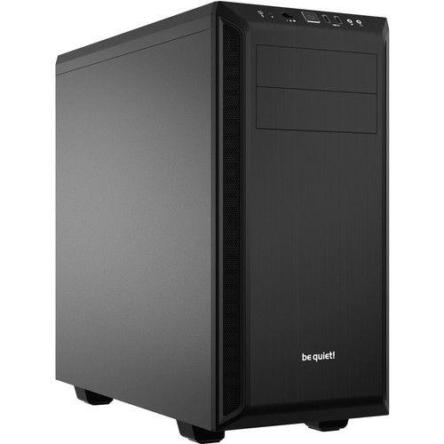 Boitier PC Moyen Tour Be Quiet! Pure Base 600 - ATX / mATX / Mini-ITX - USB 3.0