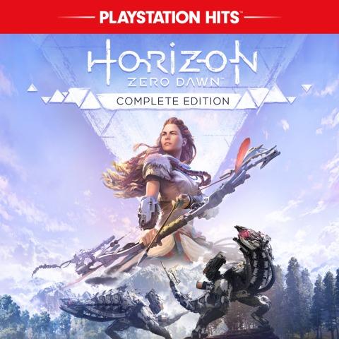 Horizon Zero Dawn Complete Edition (Store US/CA) sur PS4 (Dématérialisés)