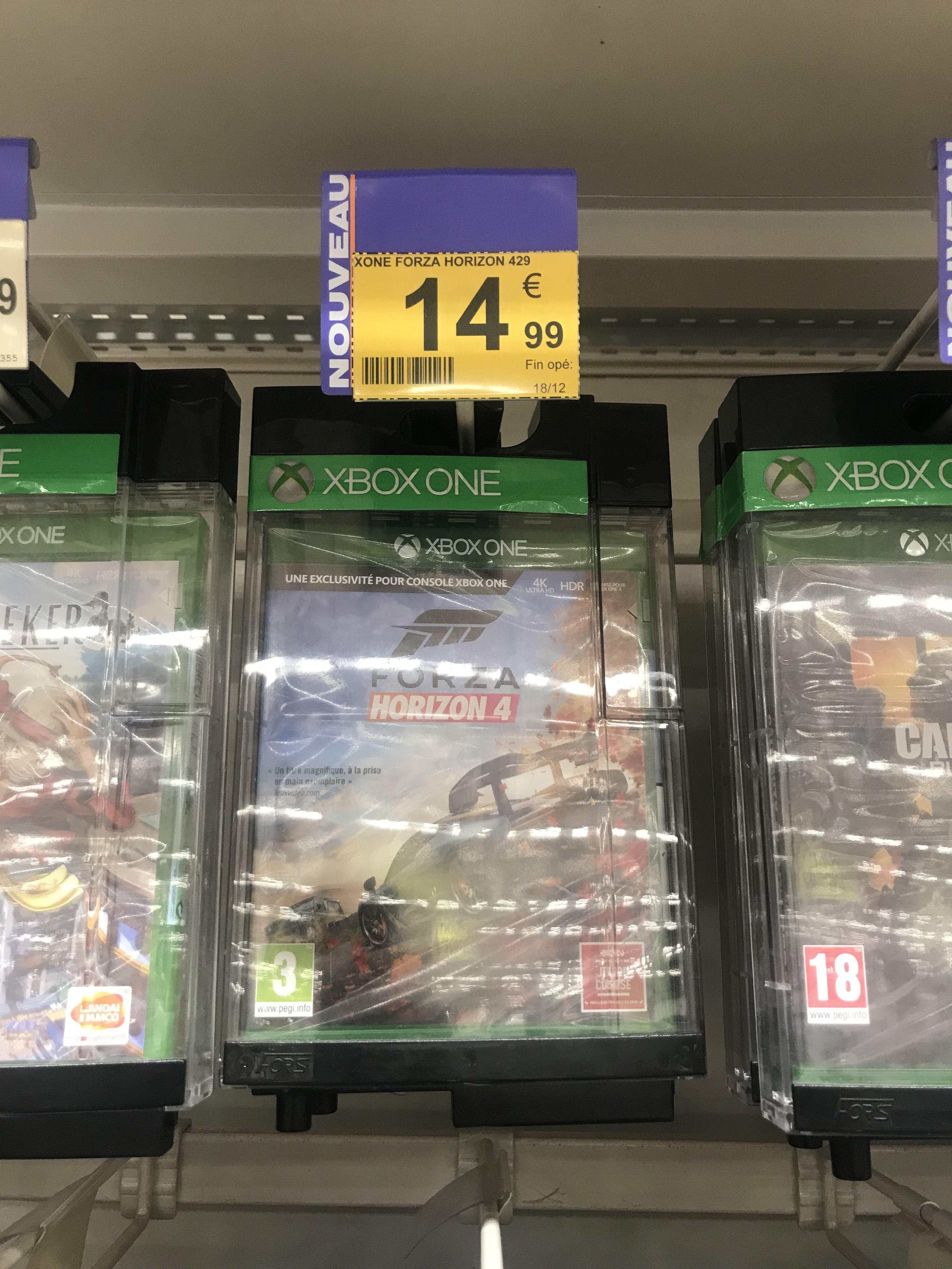 Forza Horizon 4 sur Xbox One - Centre Deux (42)