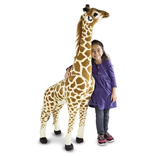 Girafe géante Melissa & Doug - 1.20m de hauteur