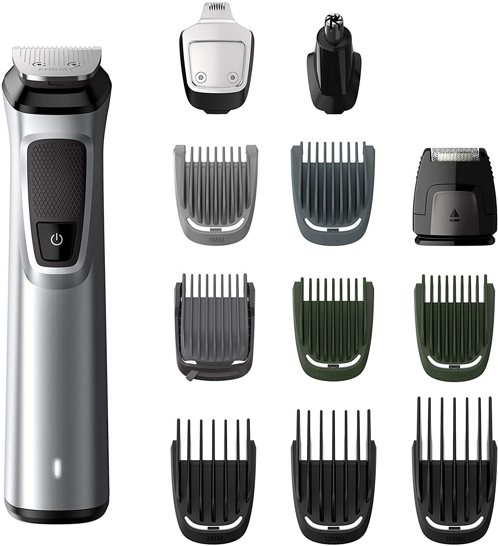 30% de réduction sur sur les tondeuses à barbe Philips - Ex: Tondeuse multi-styles Philips MG7710/15