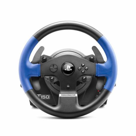 Volant Thrustmaster 150 RS pour PS4 et PS3