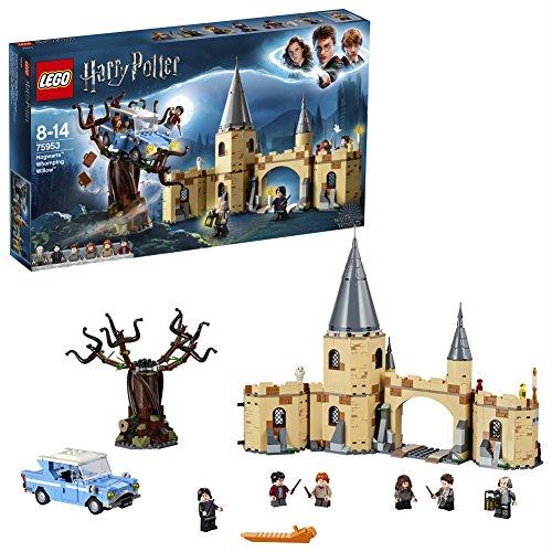 Jouet Lego Harry Potter 75953 - Le Saule Cogneur du château de Poudlard