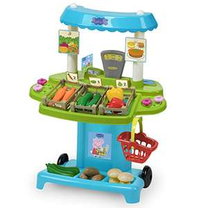 Supermarché Smoby Peppa Pig Multicolore