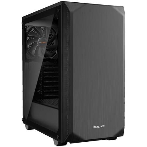 Boitier PC Moyen Tour Be Quiet! Pure Base 500, Noir - Version fenêtre