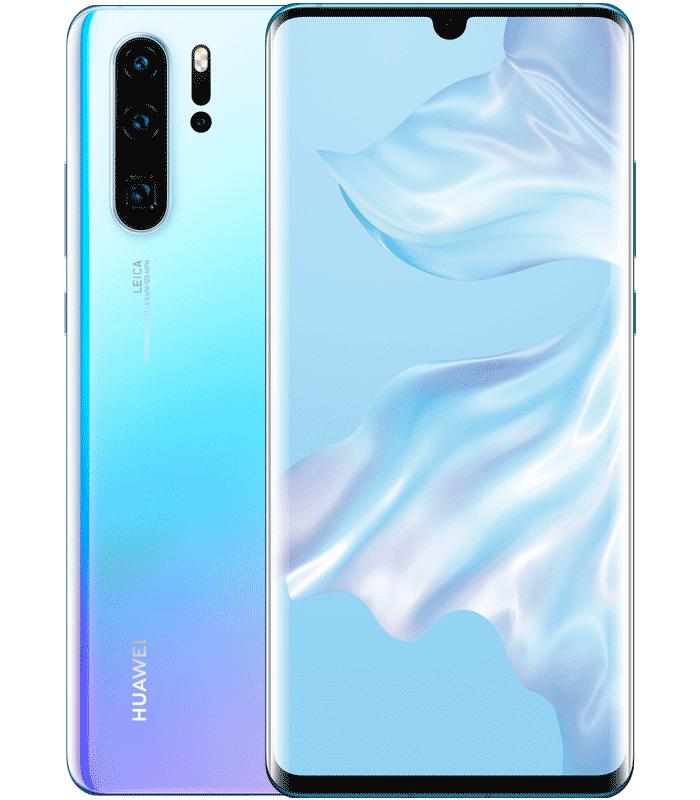 """Smartphone 6.47"""" Huawei P30 Pro RAM 8 Go (Blanc Nacré) - 256 Go + 63,52 € en SuperPoints"""