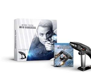 Coffret Blu-ray Star Trek + Star Trek Into Darkness + Starfleet Phaser Gift Set