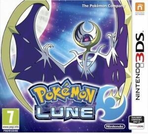 Pokemon Lune sur Nintendo 3DS - Barjouville (28)