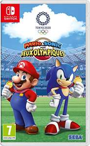 Jeu Mario & Sonic at the Olympic Games Tokyo 2020 sur Nintendo Switch