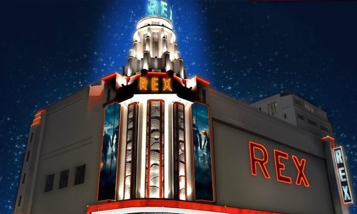 Place au cinéma Le Grand Rex