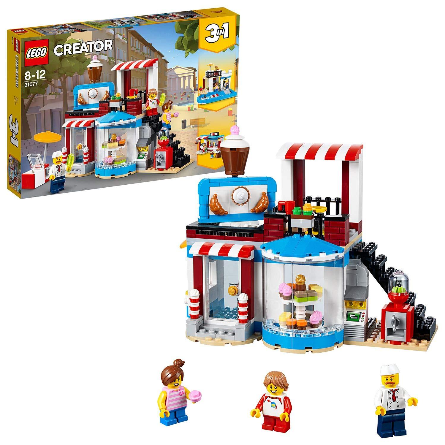 Jouet Lego Creator - Un univers plein de surprises (31077)