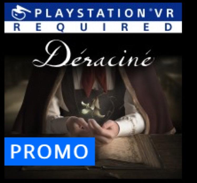Déraciné pour Playstation VR sur PS4 (Dématérialisé)