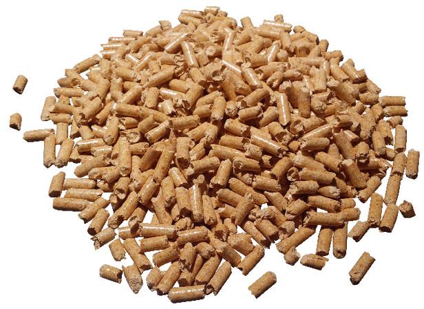 Lot de 10 sacs de 15kg de granulés de bois - Rezé (44)