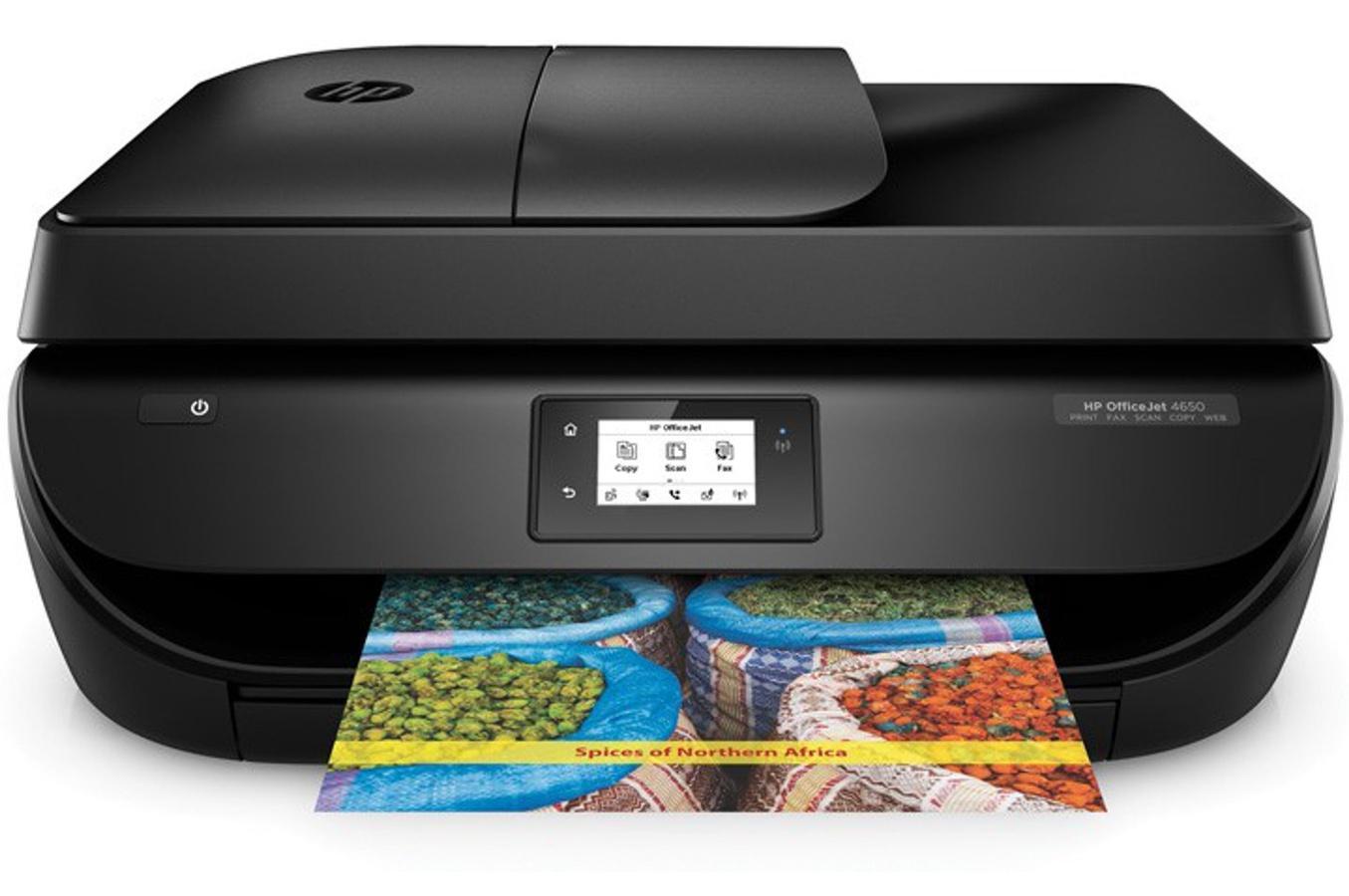 Imprimante jet d'encre HP Office Jet 4650