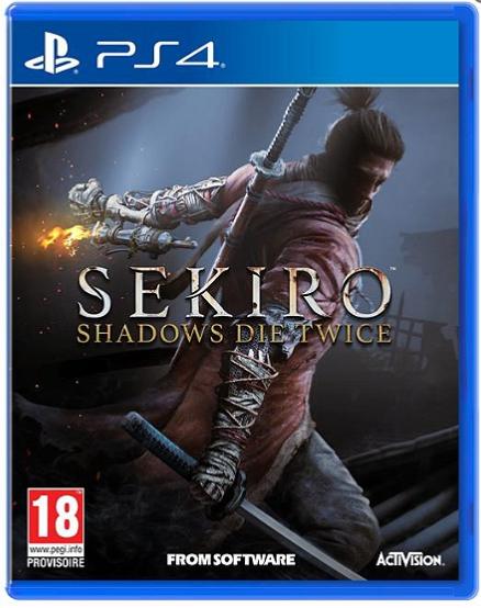 Jeu Sekiro : shadows die twice sur PS4