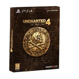 Uncharted 4 A Thief's End Edition Spéciale sur PS4 (+0.72€ offerts en SP)