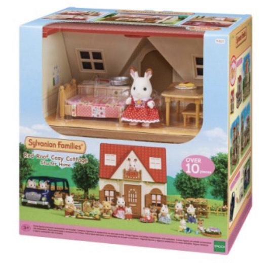 Maison de poupées cottage cosy Sylvanian families