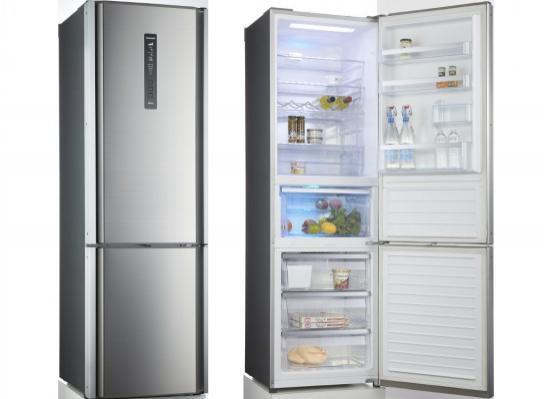 Réfrigérateur-congélateur Panasonic 222+85 litres NR-BN31AS1-E  A++  -40% euros bons d'achat