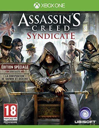 Jeu Assassin's Creed : Syndicate - édition spéciale sur Xbox One (vendeur tiers)