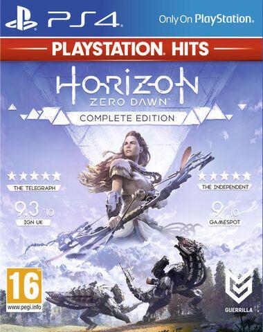 Jeu Horizon Zero Dawn Complete Edition sur PS4