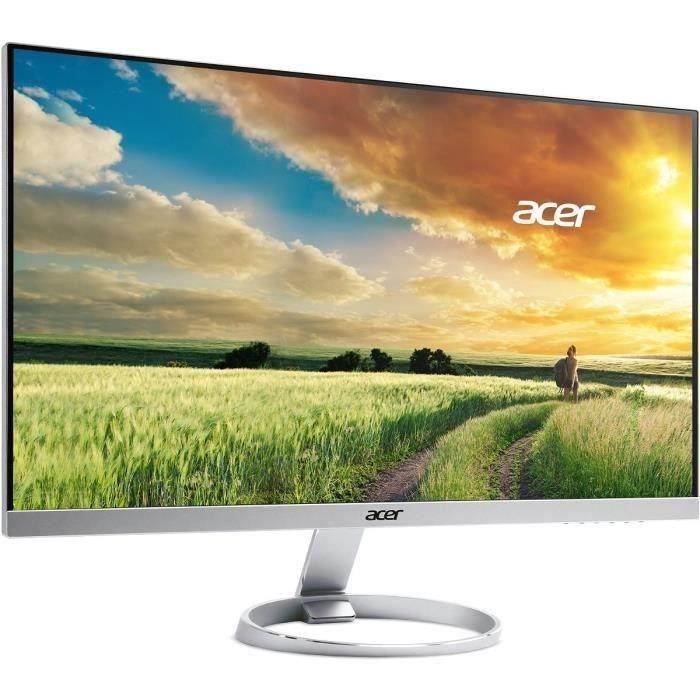 """Écran 27"""" Acer H277HUsmipuz - WQHD, 75Hz, dalle IPS, 4ms (Vendeur tiers)"""