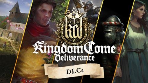 DLCs Kingdom Come: Deliverance Royal : Tous les DLC du jeu sur PC (Dématérialisé - Steam)