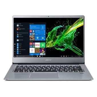 "PC Portable 14"" Acer Swift 3 SF314-41-R67J 1 - Ryzen 7, 8 Go RAM, 256 Go SSD, 1 To HDD, Windows 10 (Via ODR 100€)"