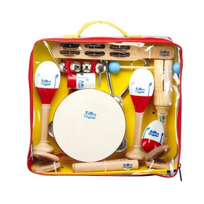 Lot de 10 percussions pour enfant EKIDS KIT10