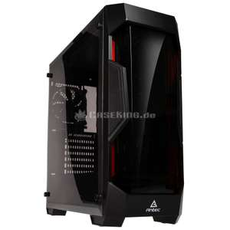 Boîtier PC Antec Dark Fleet DF500 - Noir