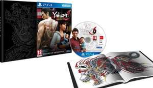 Yakuza 6: The Song Of Life - Édition Essence of Art sur PS4 (+ 3€ en SuperPoints)