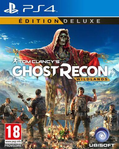 Tom Clancy's Ghost Recon Wildlands - Edition Deluxe sur PS4