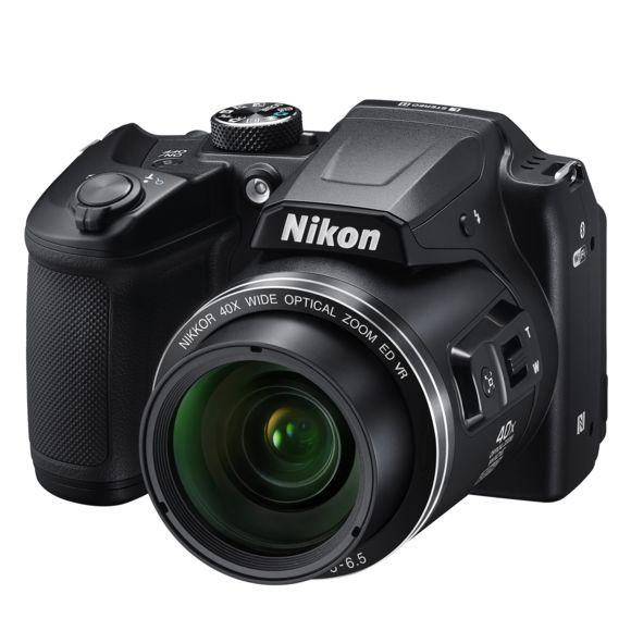 Appareil photo numérique Bridge Nikon Coolpix B500 - Noir