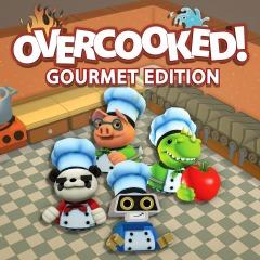 Overcooked: Gourmet Edition sur PS4 (Dématérialisé)