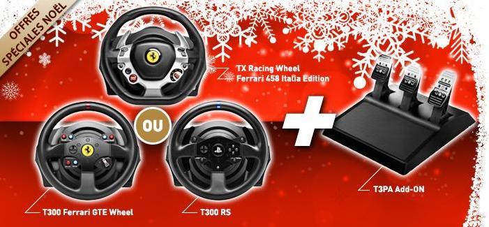 70€ de réduction pour l'achat d'un T3PA et d'un T300RS ou T300 GTE ou TX / egalement 30% de réduction pour l'achat d'un T.16000 et d'un MFD Cougar pack