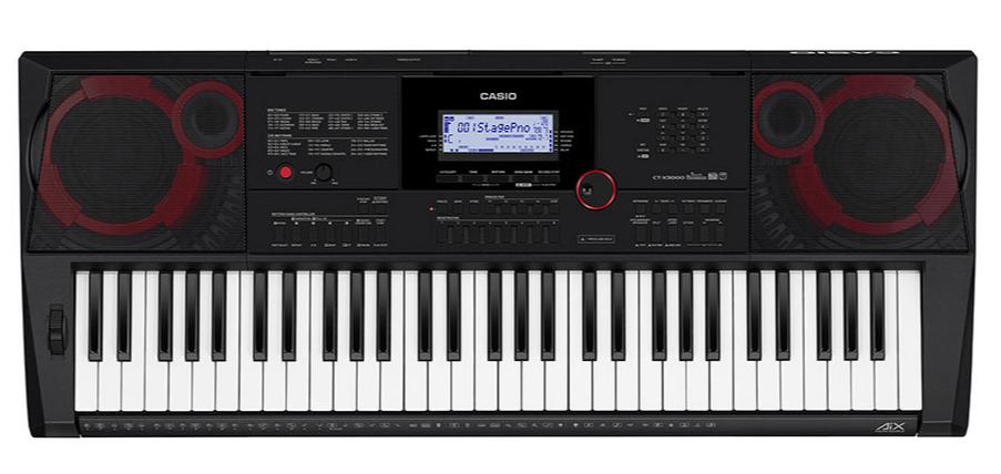 Clavier arrangeur 61 touches Casio CT-X3000
