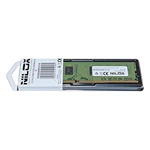 Barrette Mémoire DDR4 Nilox (Chip Micron) 8 Go (1 x 8 Go) - 2400 MHz, CL16