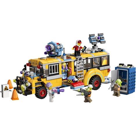 Lego Hidden Side Le Bus Scolaire - 70423 (Via 12.48€ sur la cagnotte fidélité)