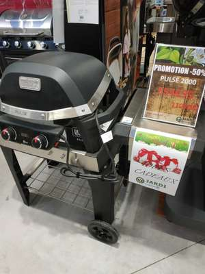 Barbecue Weber Pulse 2000 avec chariot - Anet (28)
