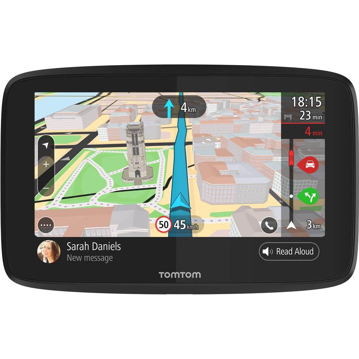 "GPS 6"" Tomtom GO 620 Monde"