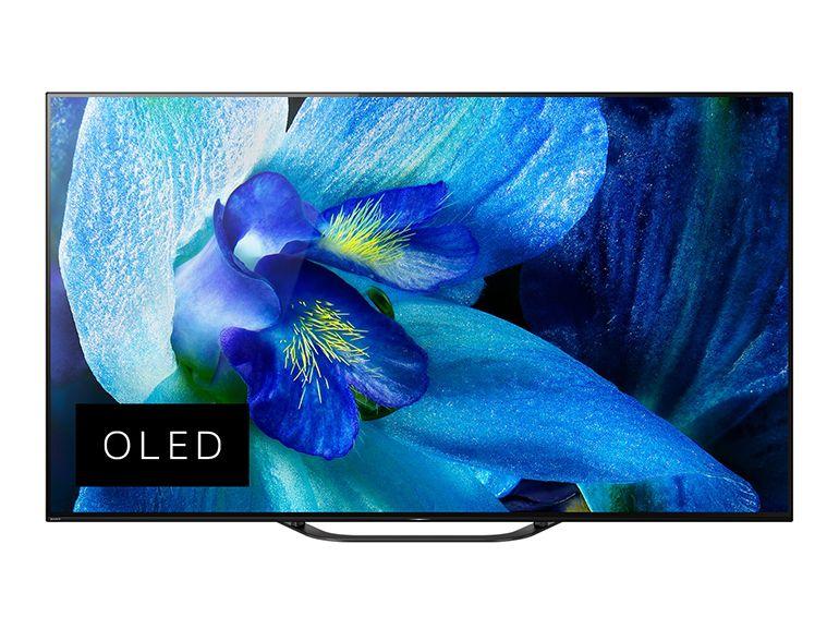 """TV 55"""" Sony KD55AG8 - OLED, 4K UHD, HDR 10/HLG, Dolby Vision, Android TV (garantie 5 ans offerte)"""