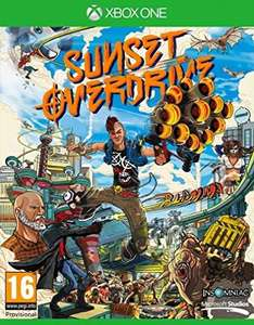 Sunset Overdrive sur Xbox One (Vendeur tiers)