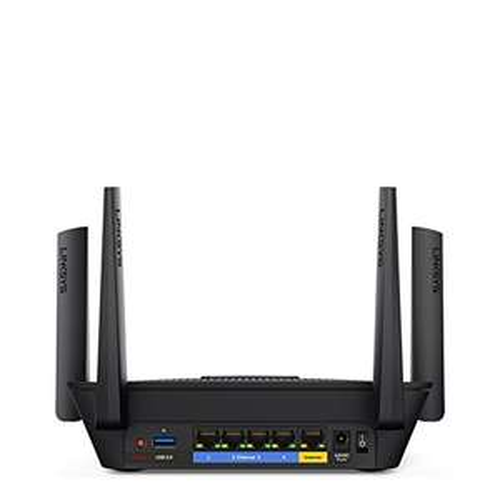 Routeur Wi-Fi Gaming Linksys EA8300-EU MU-MIMO Triple Bande MAX-Stream AC2200