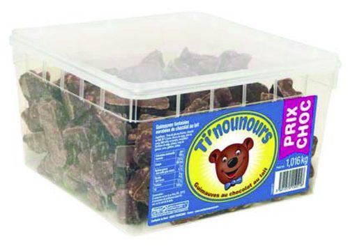 Boîte d'Oursons en Guimauve - 1,016 Kg