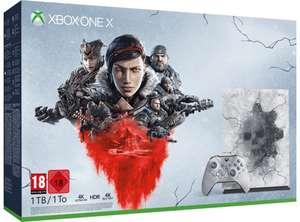 Console Xbox One X 1To Gears 5 Édition Limitée (Frontaliers Suisse)