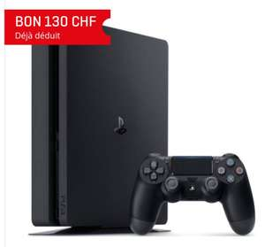 Console PS4 Slim - 1To (Frontalier Suisse)