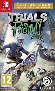 Trials Rising : Edition Gold sur Nintendo Switch