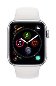 Montre connectée Apple Watch Series 4 GPS + Cellular - 44 mm, bracelet Sport, blanc