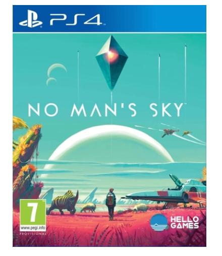 Jeu No Man's Sky sur PS4 (via retrait magasin)
