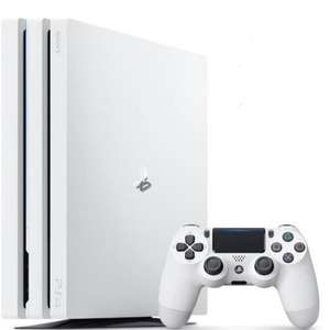 Console Sony PS4 Pro 1 To - Blanc ou Noir