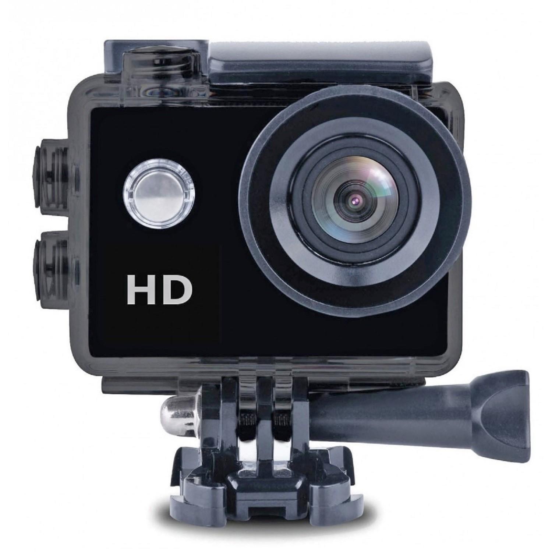 Caméra sportive Storex X-trem - HD, 720p, noir